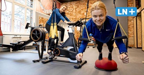 Lübeck: Hausmeisterwohnung wird zum Leichtathletik-Trainingszentrum