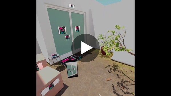 Spark AR Player for Oculus Quest - Test World Effects virtual