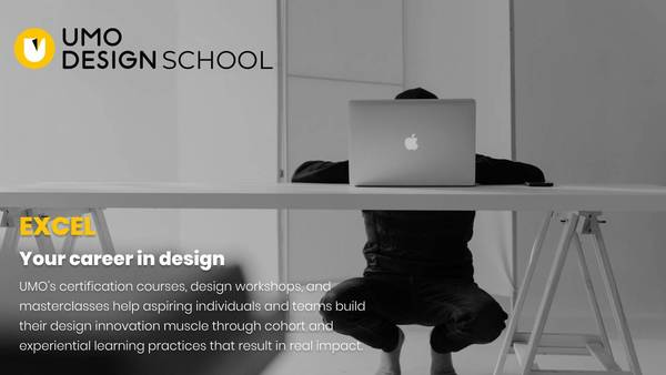 Online Certification courses in UX, UI, Research, voice, & Leadership