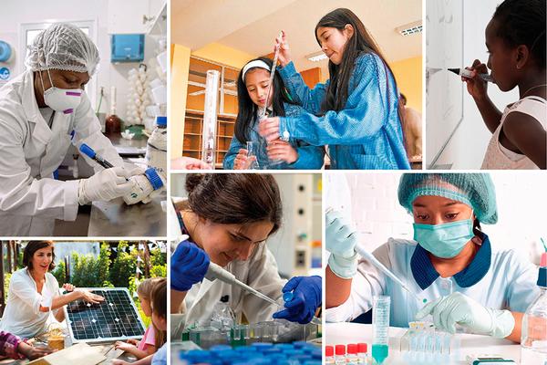 Recap/SDG5: celebramos el día internacional de las mujeres y las niñas en la ciencia por más políticas públicas | ONU Mujeres