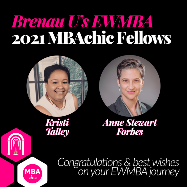 Announcing our newest MBAchic Fellows at Brenau