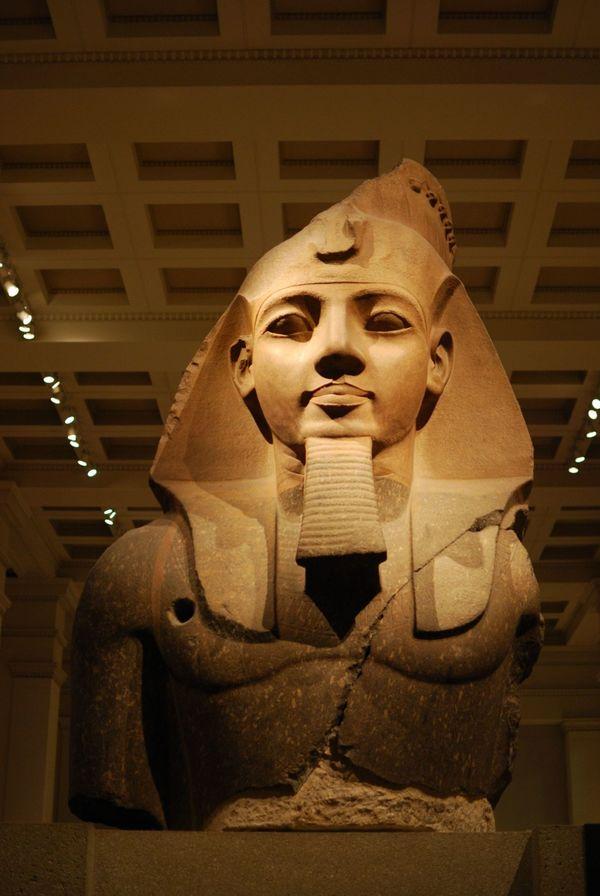 Pharaoh Ramesses II