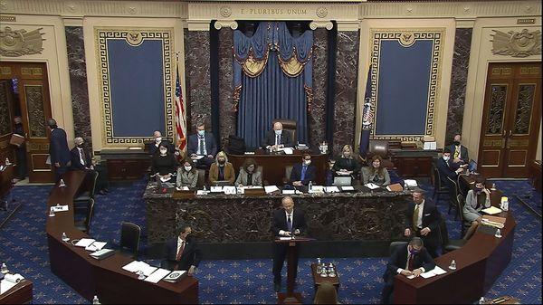 Wendung im Trump-Impeachment: US-Senat will Zeugin anhören