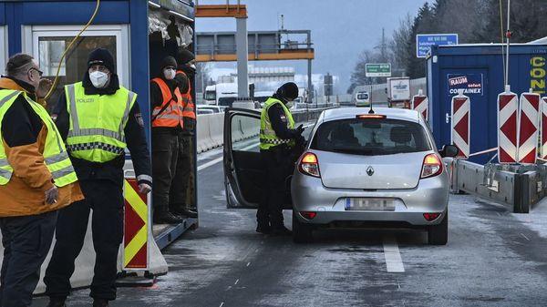 Grenzen im Südosten dicht: Das sollten Sie über die verschärften Einreiseregeln wissen