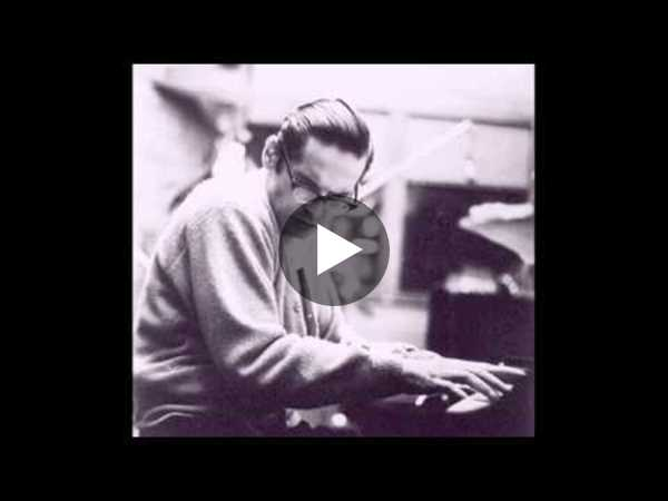 Like Someone in Love - by Bill Evans