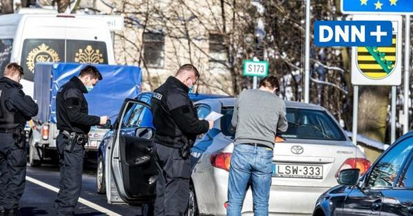 Geduldsprobe an der Grenze: Bundespolizei kontrolliert an der A 17