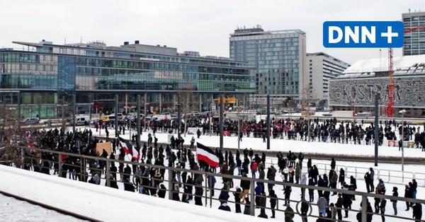 Nazidemo und virtuelle Menschenkette: So lief der 13. Februar in Dresden ab