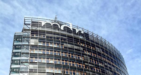 Die MDR-Zentrale in Leipzig. Foto: Lars Radau