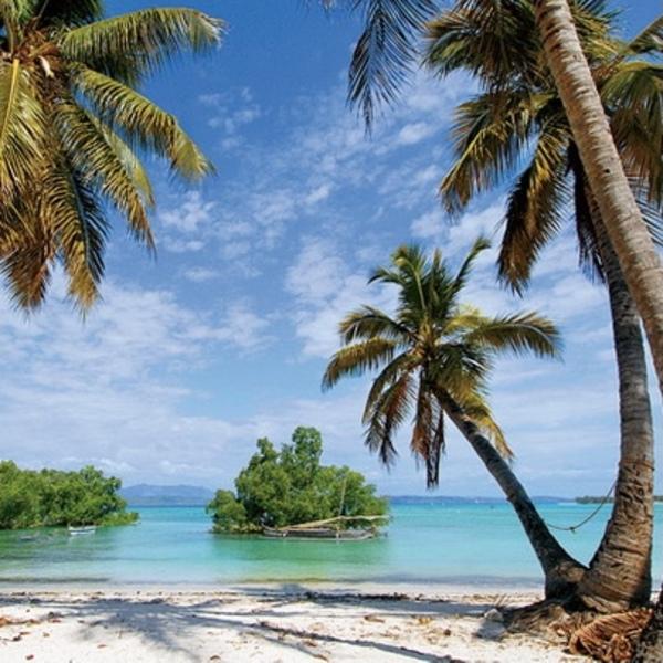 Mahajanga beach