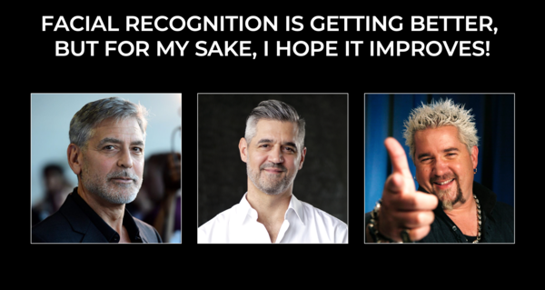 IF facial recognition IS accurate, I need to make some serious life changes