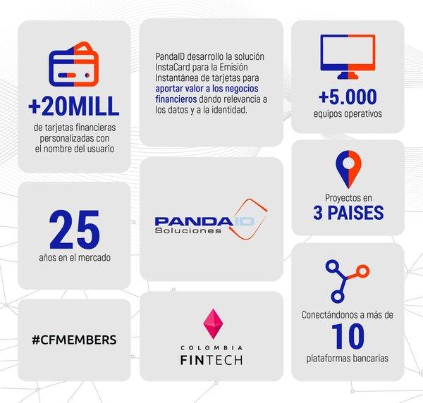 """""""Hoy tenemos a @Panda_ID en nuestro #FollowFriday 🔥 Empresa destacada en el desarrollo de soluciones en materia de seguridad de la información 🙌🏼"""