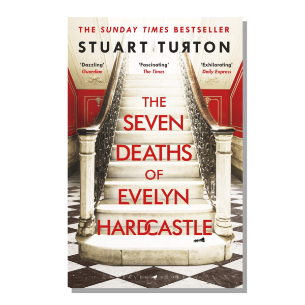 BOOK: The Seven Deaths of Evelyn Hardcastle by Stuart Turton