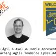 """Axel W. Berle Apresenta: Livro - """"Coaching Agile Teams"""" de Lyssa Adkins"""