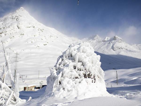 Une idée venue de l'Himalaya pour sauver les glaciers suisses