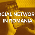 Social Networks in Romania (2020)