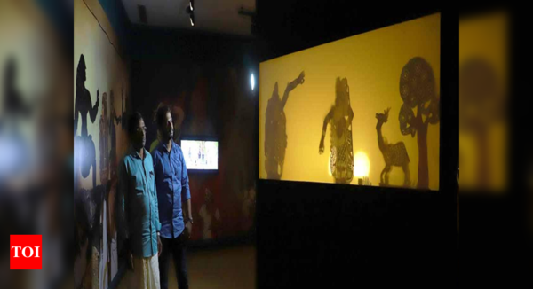 Kerala startup automates shadow puppetry performance