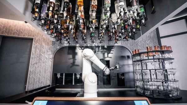 Robotics cafe startup Ratio nets $10m