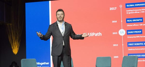 Early investors in UiPath on track to make a 220,000% return - Sifted