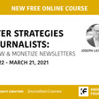 Free newsletter course