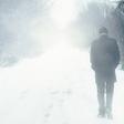 Een witte winterdeken over je somberheid ~ Creatov.nl
