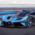 """Jury: Bugatti Bolide ist offiziell der """"schönste Hypersportwagen der Welt"""""""