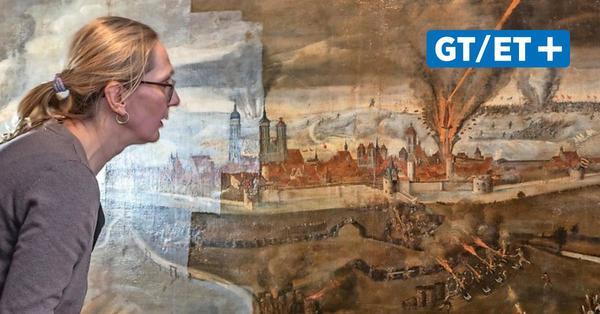 Belagerung im Jahr 1626: Älteste Göttinger Stadtansicht wird restauriert