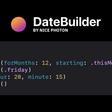 DateBuilder
