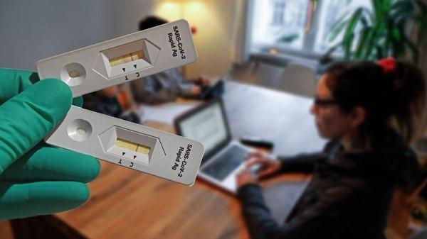 Corona-Schnelltests für zu Hause: Wie funktioniert das und wo gibt es sie zu kaufen?
