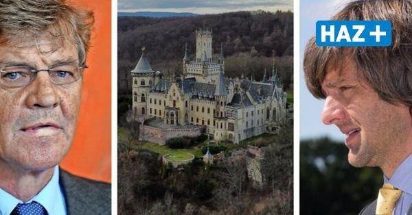 Prinz Ernst August will Marienburg zurück und verklagt seinen Sohn