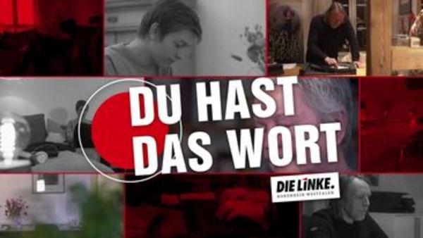 DIE LINKE. NRW - #DuhastdasWort Staffel 2 - Es hakt! | Facebook