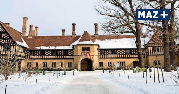 Potsdamer Schloss Cecilienhof wird wieder ein Luxushotel