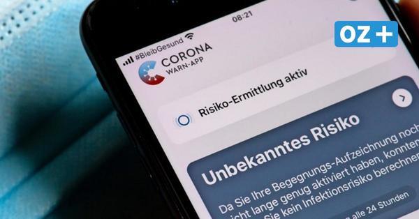 Hilft die Corona-Warn-App dem Landkreis Vorpommern-Greifswald?