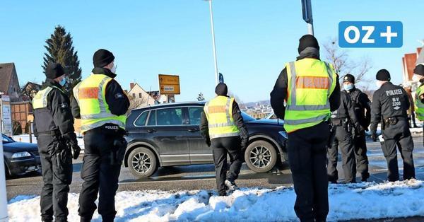 Nach der Abriegelung Usedoms: Polizei räumt Fehler gegenüber Tagestouristen ein