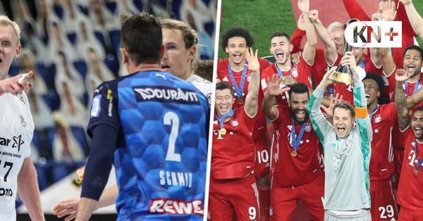 Bayern München spielt, THW Kiel nicht: Die große Quarantäne-Frage im Profisport