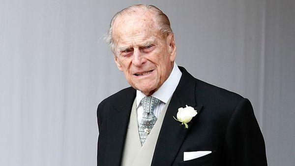 """Prinz Philip: Ehemann der Queen im Krankenhaus – Königshaus spricht von """"Vorsichtsmaßnahme"""""""