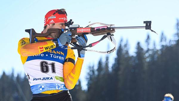 Erste Medaille bei der Biathlon-WM: Arnd Peiffer holt Silber im Einzel von Pokljuka - Sportbuzzer.de