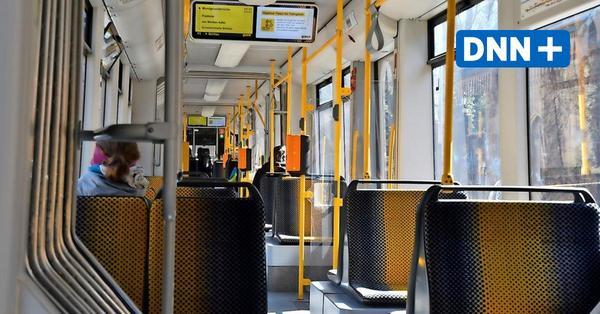 Straßenbahnen und Busse in Dresden ab Montag wieder im Zehn-Minuten-Takt unterwegs