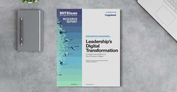 Leadership's Digital Transformation: Leading Purposefully in an Era of Context Collapse