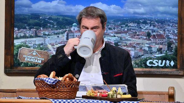 """""""SPD wie Schalke 04"""": Das sind die besten Sprüche des politischen Aschermittwochs"""