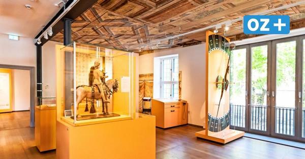 Freizeittipp aus Wismar: Virtueller Rundgang durchs Schabbell-Museum