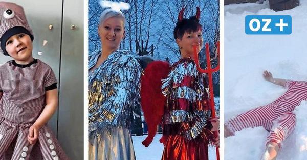 OZ-Faschingsaktion: Stimmen Sie jetzt für das beste Kostüm 2021 ab