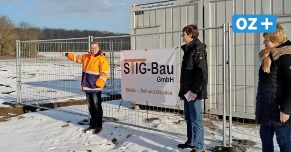 Gemeinde Süderholz: Dieses neue Unternehmen siedelt sich am Pommerndreieck an