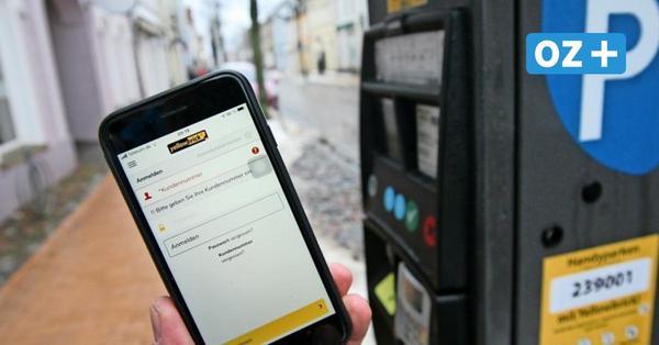 Ärger mit der Park-App in Grevesmühlen: Anmeldung macht Probleme