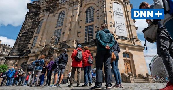 Dresdens Tourismus am Boden: Wann kommt die Exit-Strategie?