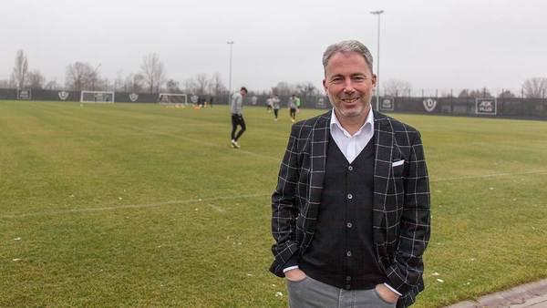 Geschäftsführer Wehlend hat Dynamo Dresdens Zahlen fest im Blick