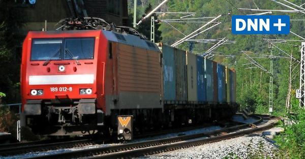Corona-Pandemie stoppt Güterzüge zwischen Deutschland und Tschechien nicht