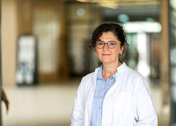 Roswitha Lukas-Heger (Foto: Gesundheitszentrum Brandenburg)