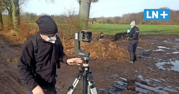 Stormarn: 84-Jährige tot auf Feldweg bei Tangstedt  gefunden, Mordkommission ermittelt