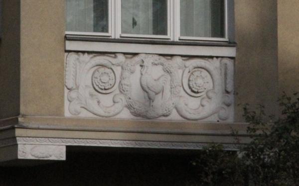 Welches Haus schmückt dieser Erker? Foto: Marlies Schnaibel