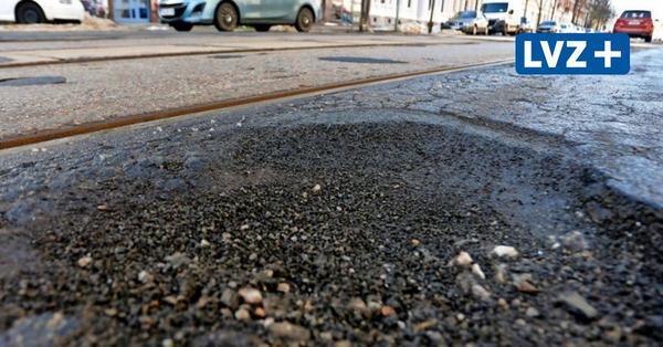 Wie der Schnee Leipzigs Straßen strapaziert hat und was die Stadt dagegen tun will